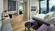 Yotel - First Class Suite (2)